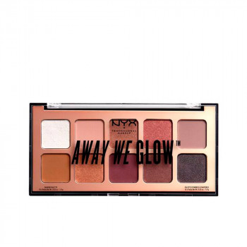 AWAY WE GLOW shadow palette...