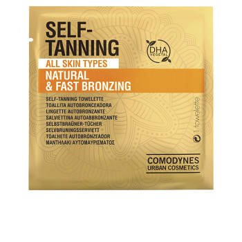 SELF-TANNING natural & fast...