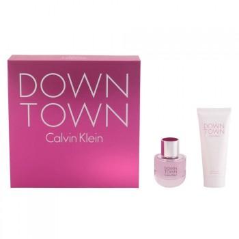 Downtown Coffret de 2 Produits : Eau de Parfum 50ml + Gel douche 100ml