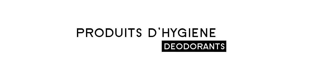 Déodorants | Parfumonsnous