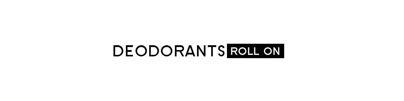 Déodorant roll on | Parfumonsnous