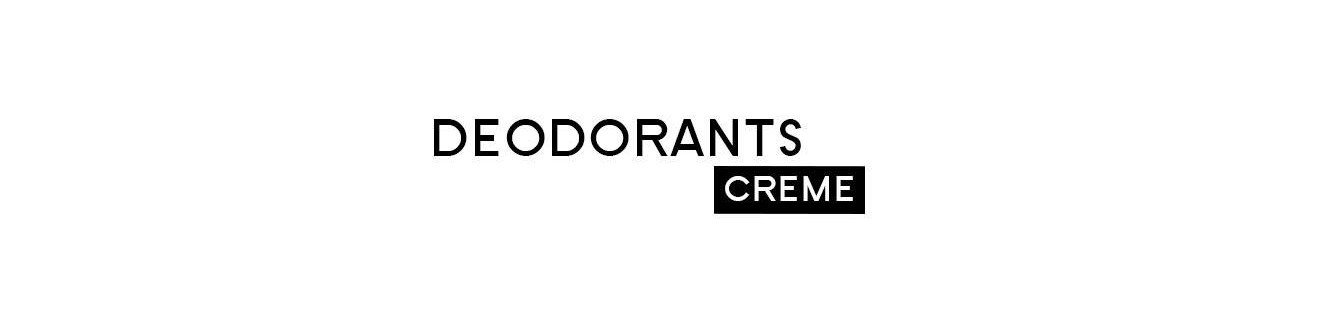 Déodorants en crème | Parfumonsnous