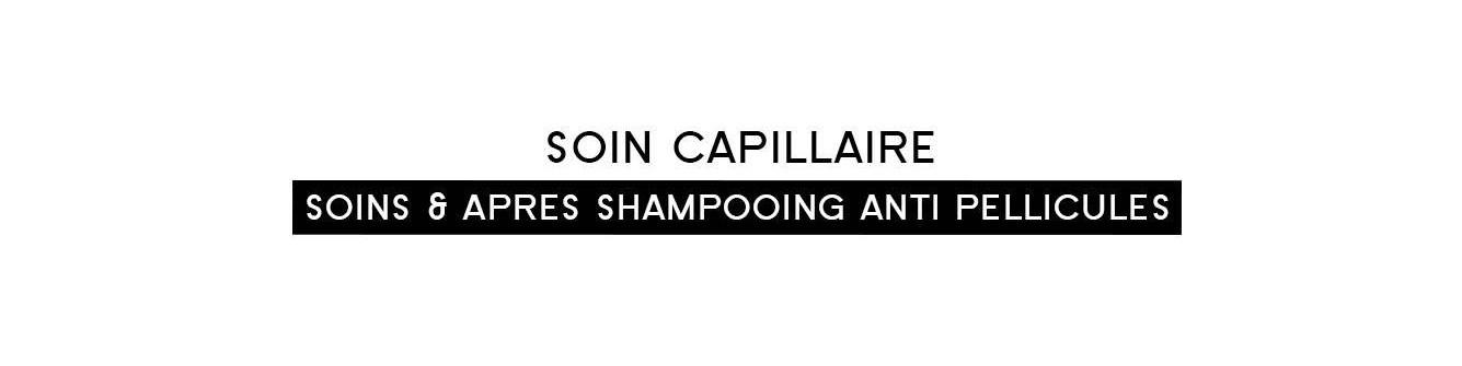 Soins & après shampooing anti pellicules |Parfumonsnous