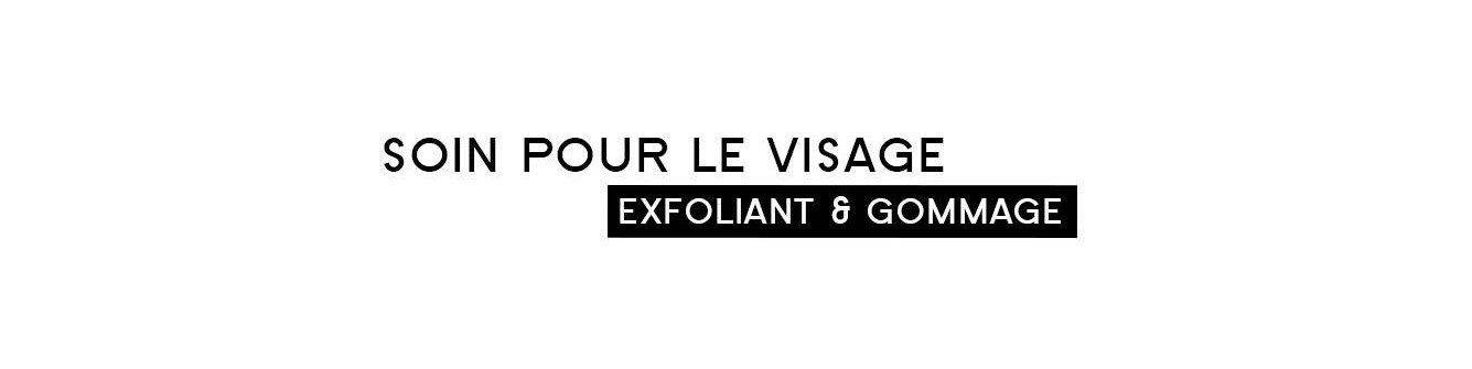 Gommages et Exfoliants visage | Parfumonsnous